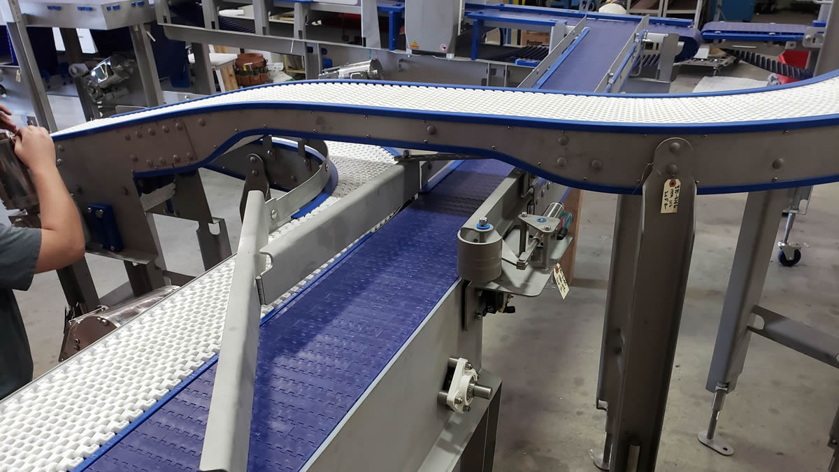 PANEL STYLE CONVEYORS